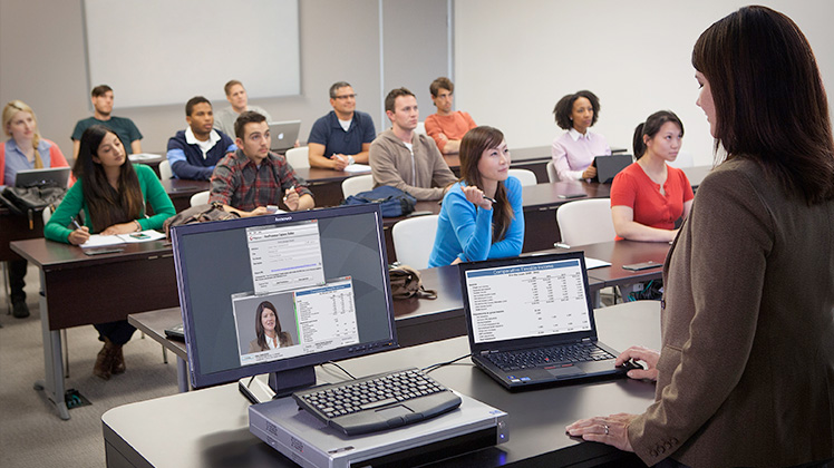 Supporting live distance learning is easier and more cost-effective than ever before.