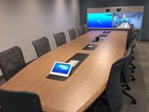 AVFI Modular Video Conferencing Table
