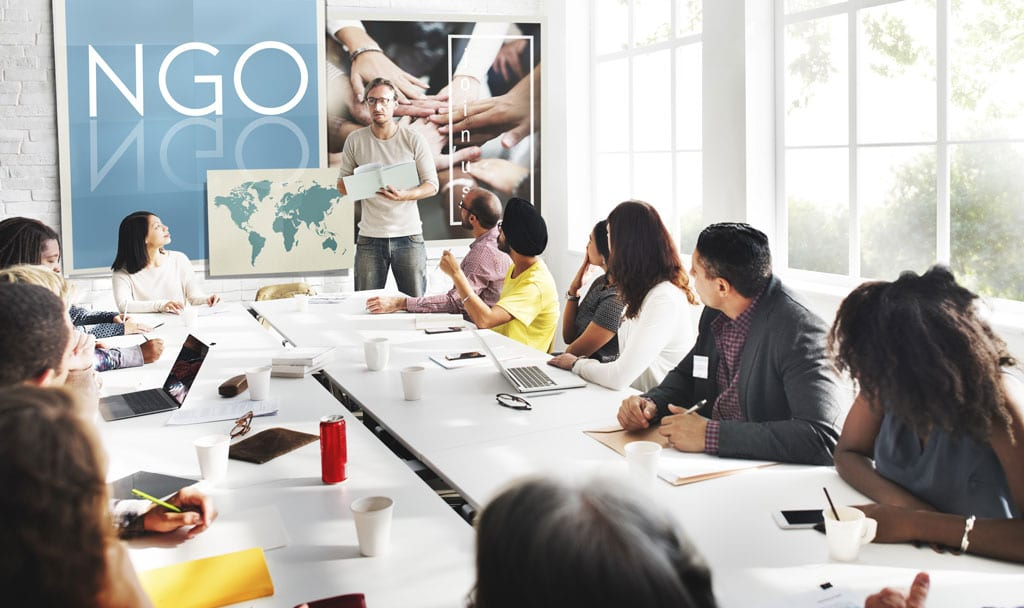VSGi helps non-profits, associations, and NGOs communicate and collaborate more effectively.