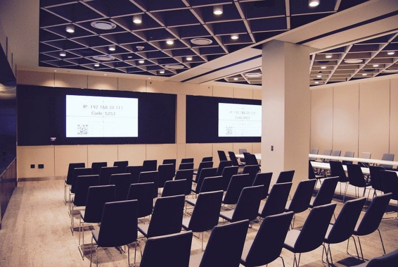 Silverline Large Meeting Room