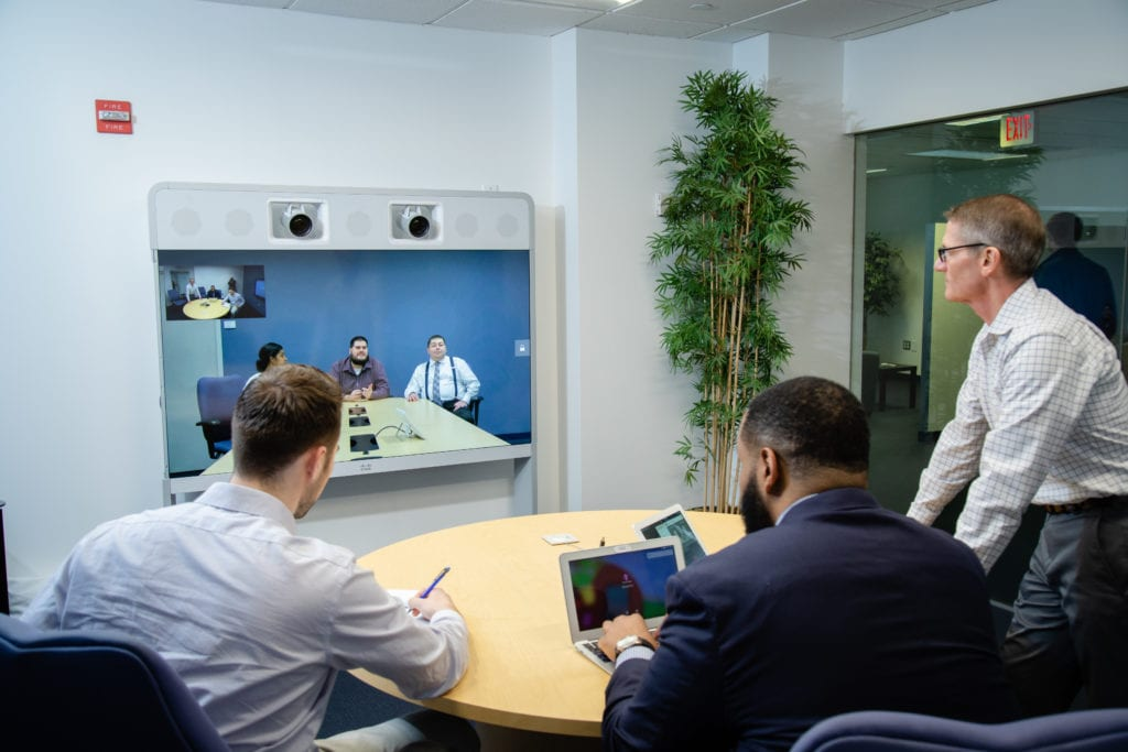 VSGi Meeting with Video Conference