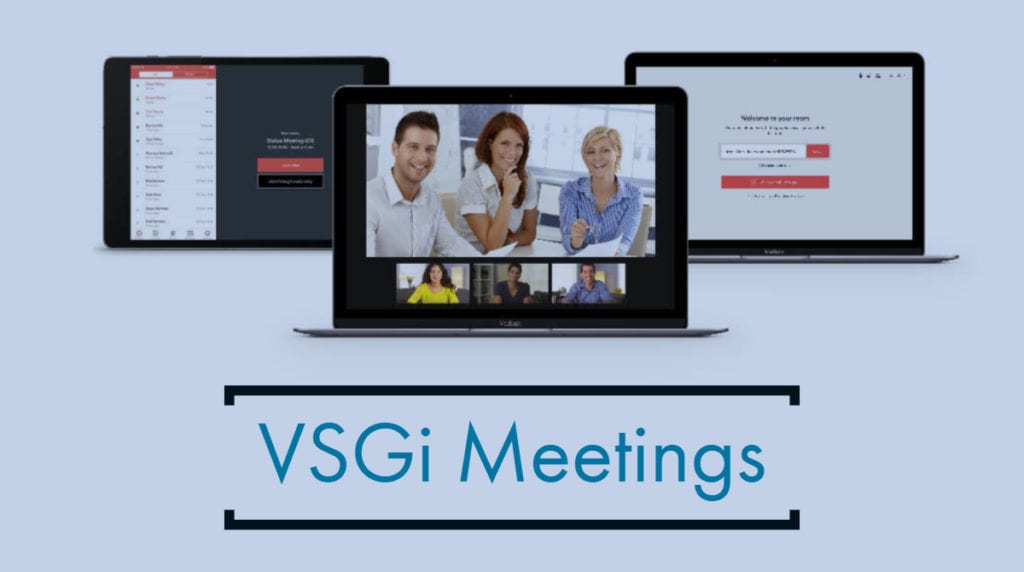 VSGi Meetings
