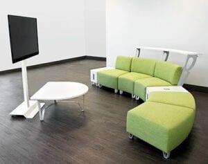 AVFI Modular Seating