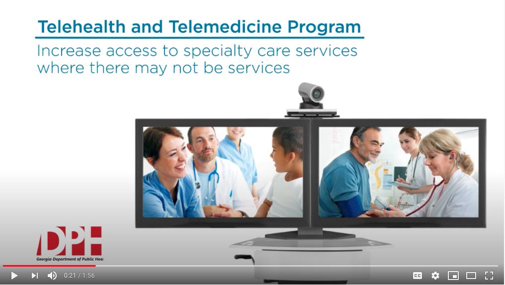 Video Case Study: Georgia Department of Public Health