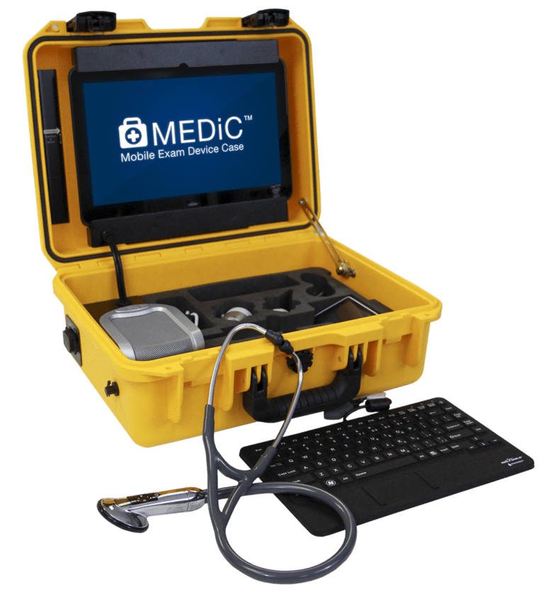Mobile Exam Device Case (MEDiC)
