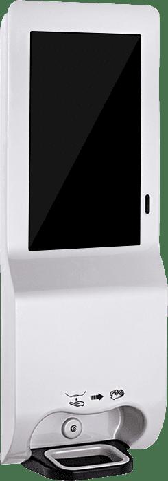 NovaTizer Hand Sanitizer Stand with Digital Display