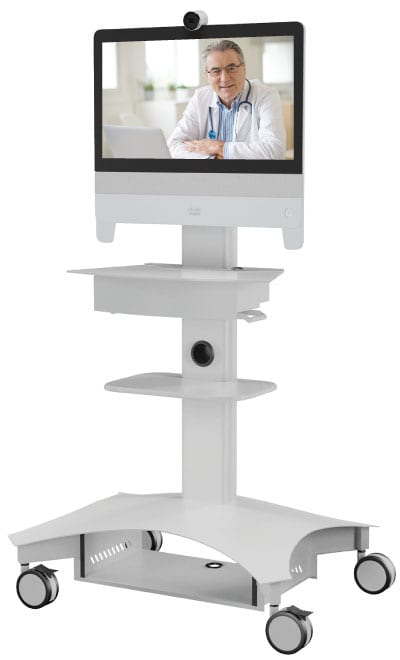 VSGi Express Telehealth Cart